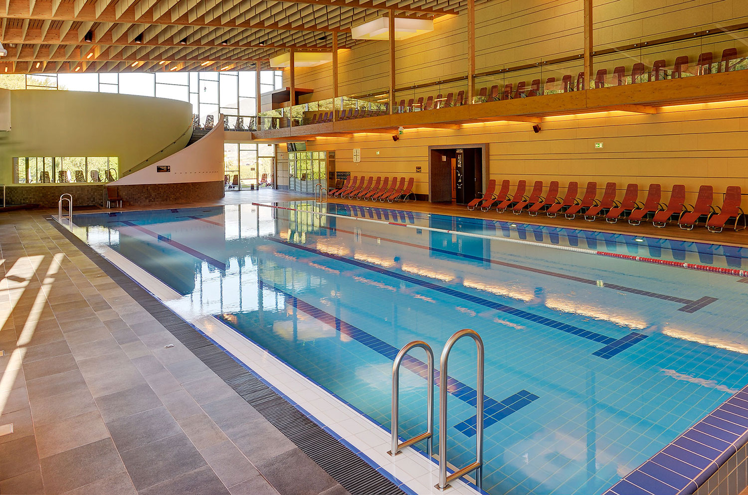 Swimming Pool Aquaforum Viva Latsch