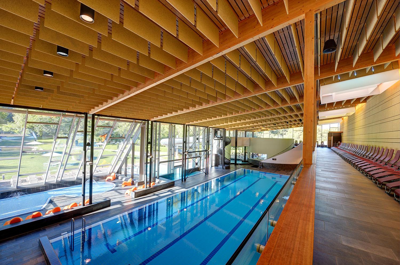 Vasca Da 25 Metri Tempi : Area piscine aquaforum viva:latsch