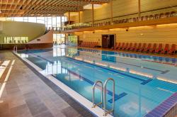 25-metre swimming pool