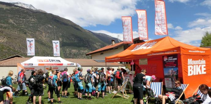MountainBIKE Women´s Camp 2016
