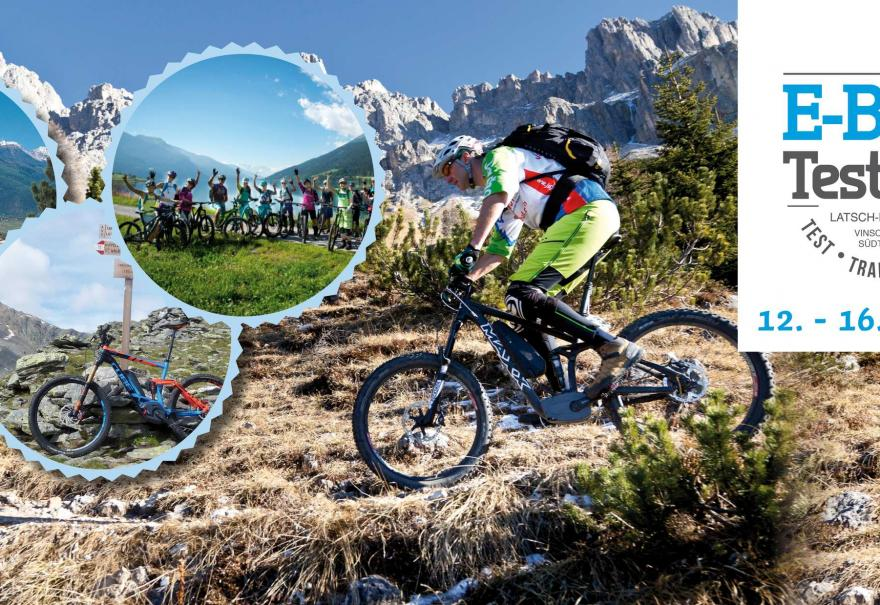 E-Bike Testival Latsch 2017
