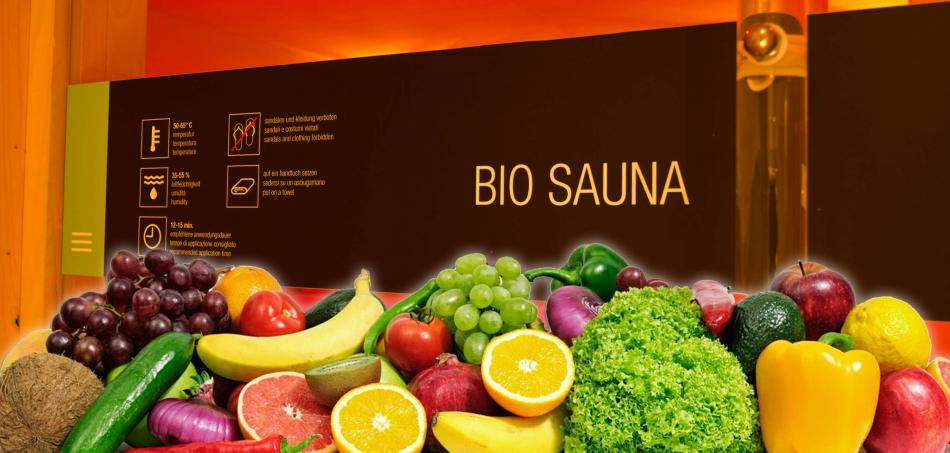 Sauna - now even healthier!